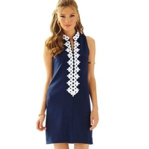 Lilly Pulitzer Navy Callista Dress